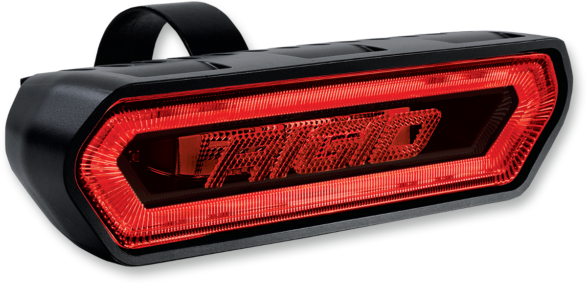 Rigid Industries Red Rear LED Universal Offroad ATV UTV Side by Side Taillight