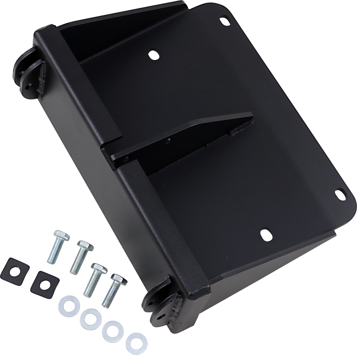 Moose Utility Black RM5 Snow Plow Mounting Plate 16-19 Honda Pioneer 1000