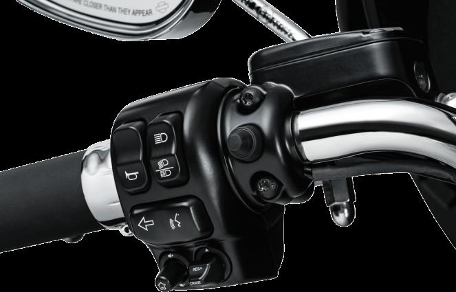 Kuryakyn 2203 Universal Driving Light Handlebar Wiring Harness Harley Davidson