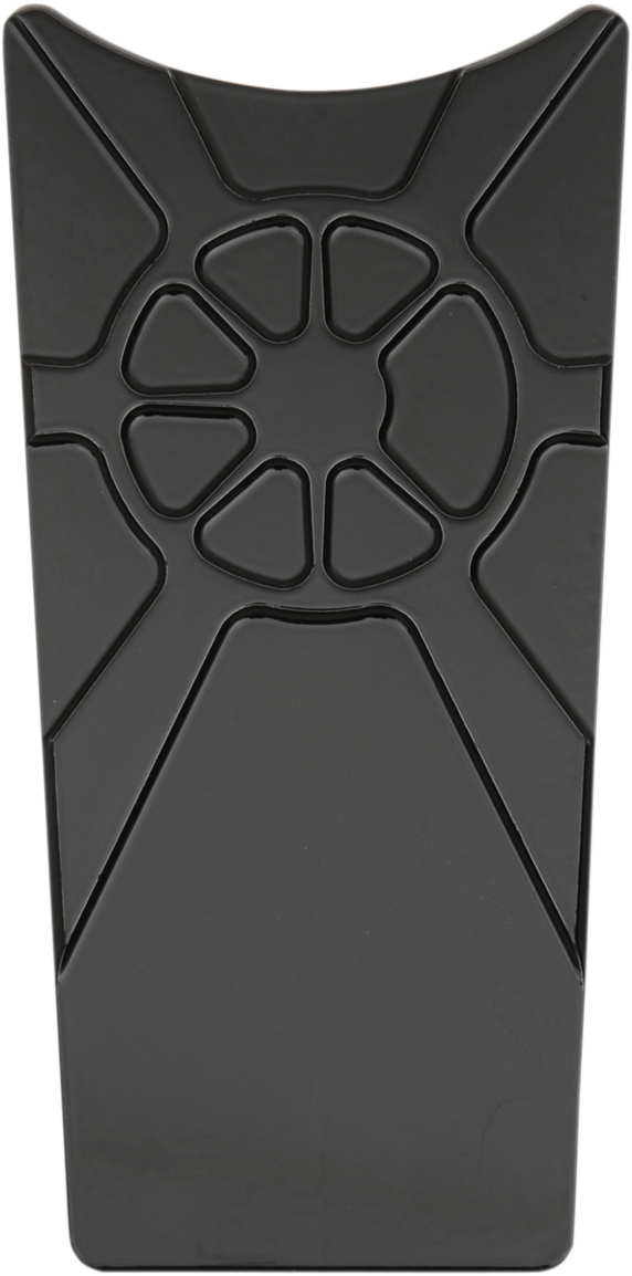 La Choppers Black Fusion Dash Panel Insert 89-07 Harley Davidson Touring FLHT