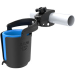 RAM TOUGH-CLAW™​ MOUNT WITH LEVEL CUP™​ DRINK HOLDER