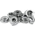 POLISHED STAINLESS STEEL SPECIALTY BULK FASTENERS