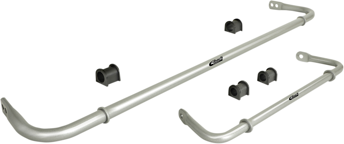 Eibach Polished Side by Side Sway Bar Kit for 17-18 Can-Am Maverick X3 XDS Turbo