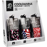 COOLDANNA® 18-PC. PRE-PACK COUNTER DISPLAY