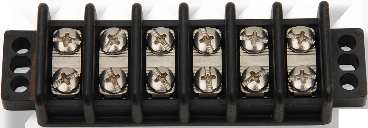 Standard Motor Products 6 Lug Terminal Plate Junction Block for Harley Davidson