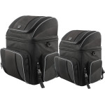 ROUTE 1 DESTINATION AND GETAWAY SISSY BAR BAGS