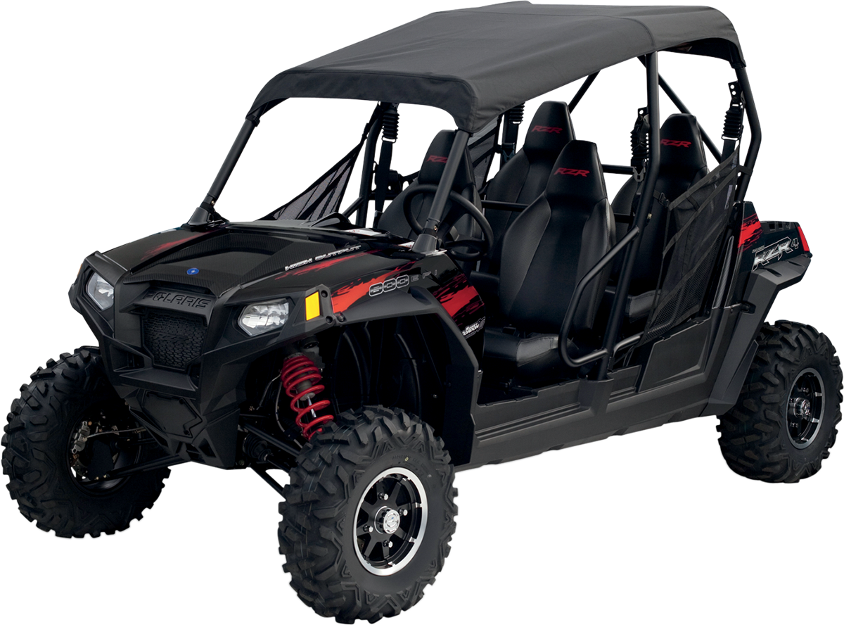 Classic Accessories Black UTV Side by Side Roof Cap for 10-13 RXR 1000 800 4x4