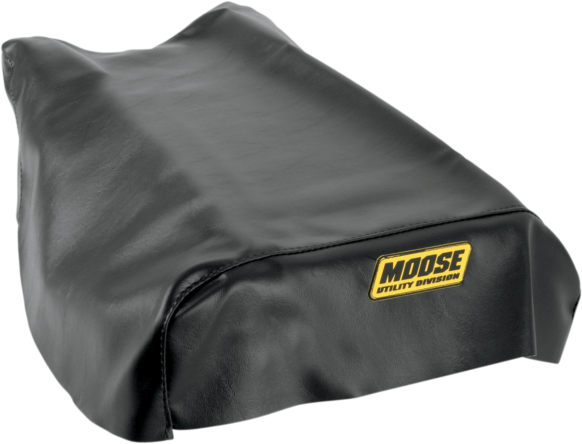 Moose Utility ATV Black Vinyl Seat Cover for 00-14 Yamaha YFM Grizzly Kodiak