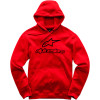 ALWAYS II FLEECE HOODY
