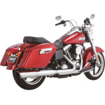 TWIN SLASH 2-INTO-1 SLIP-ON MUFFLER