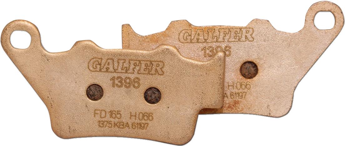 Galfer FD177G1054 Semi-Metallic//Organic Brake Pad