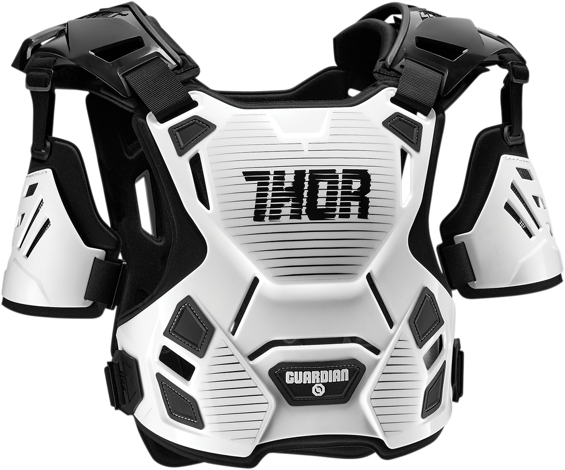 Thor Youth Adjustable Textile Guardian Off road Dirt Bike Racing Roost Deflector