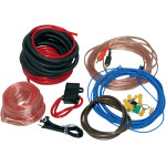 AMP INSTALL KIT W/ 10-GAUGE WIRE