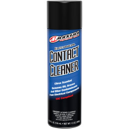 CITRUS-SCENTED CONTACT CLEANER
