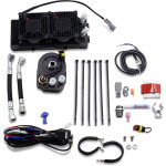 LOWER FAIRING MOUNT OIL COOLER KITS