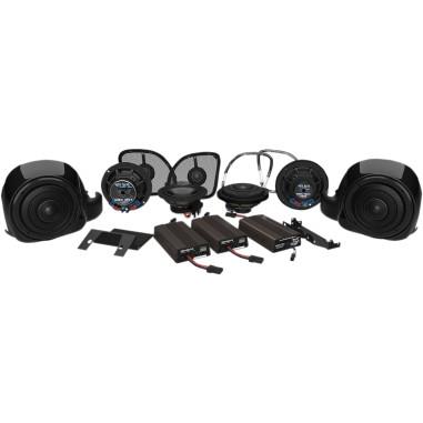 900-WATT AMP/6-SPEAKER KIT