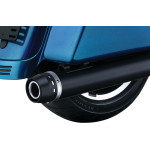 "CRUSADER 4"" SLIP-ON MUFFLERS"