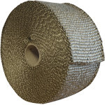 HIGH TEMPERATURE EXHAUST WRAP