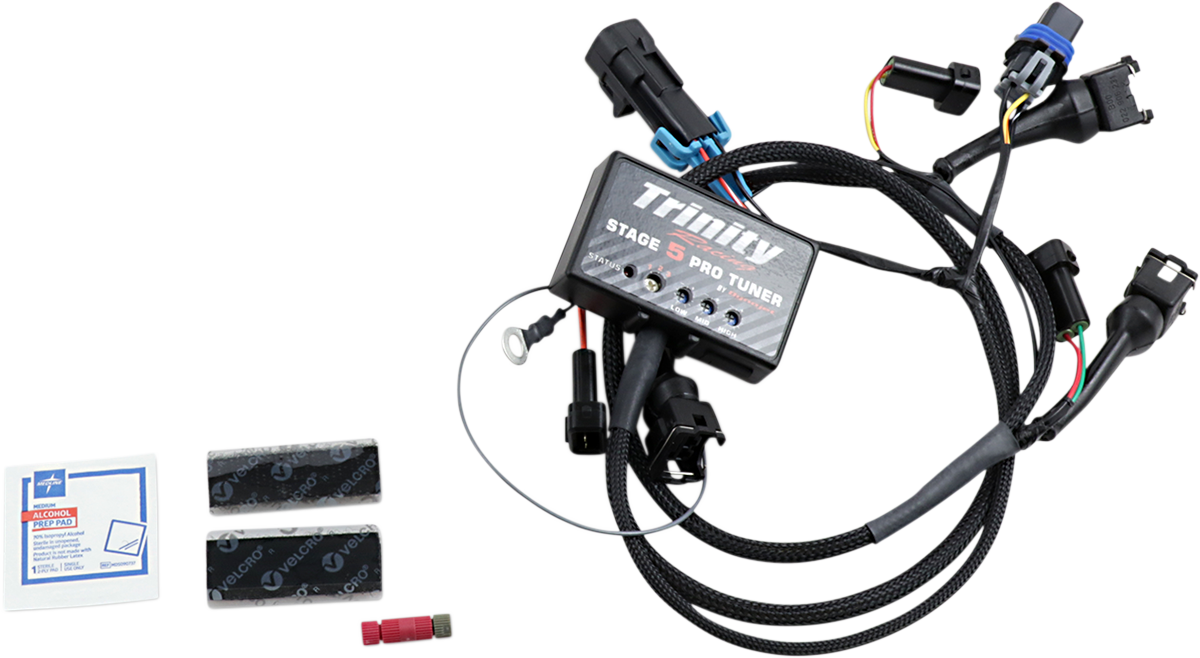 Trinity Racing Stage 5 Pro Fuel Injection Module for 17-18 Can-Am Maverick X3