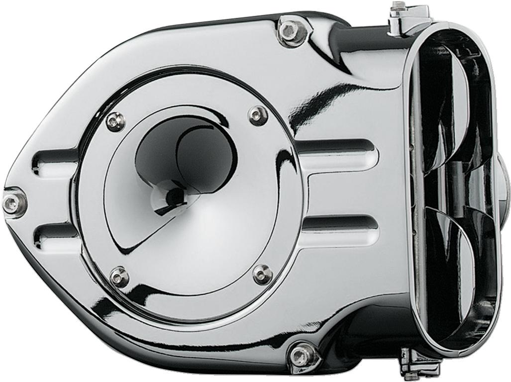 Kuryakyn 9427 Chrome Hypercharger Air Cleaner Kit 09-16 Yamaha XVS 950 V-Star