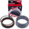 CARBON FIBER CLUTCH PLATE KIT
