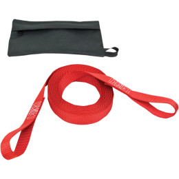TOW STRAP WITH POUCH