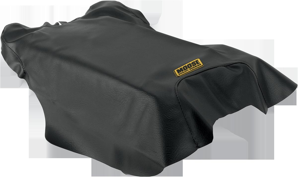 Moose Utility Black Vinyl Seat Cover for 03-18 Honda TRX650 680 Rincon GPScape