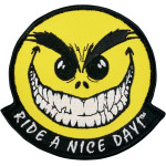RIDE-A-NICE-DAY PATCH