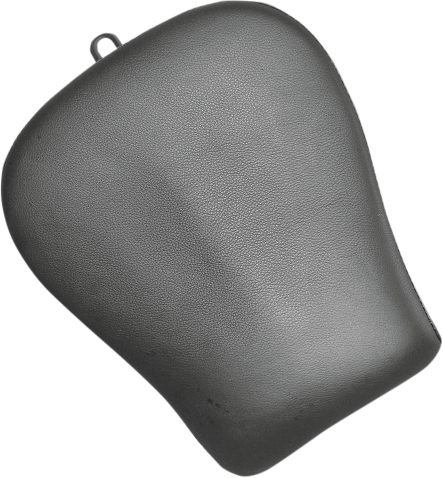 Danny Gary Buttcrack Black Rear Pillion Pad for 99-19 Harley Touring FLHR FLHXS