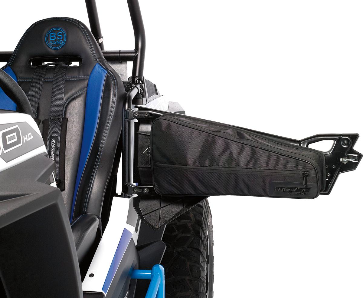 Moose Racing UTV Upper Zipper Door Bags for 15-19 Polaris RZR 900 1000 Ace XC