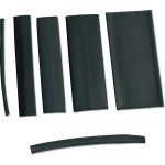 BLACK SHRINK TUBING