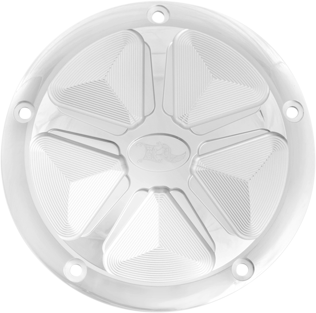 Kens Factory 5 Hole Spoke Polished Derby Cover for 99-17 Harley Dyna Touring FXS