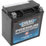 DRAG SPECIALTIES PREMIUM PERFORMANCE BATTERY CROSS REFERENCE
