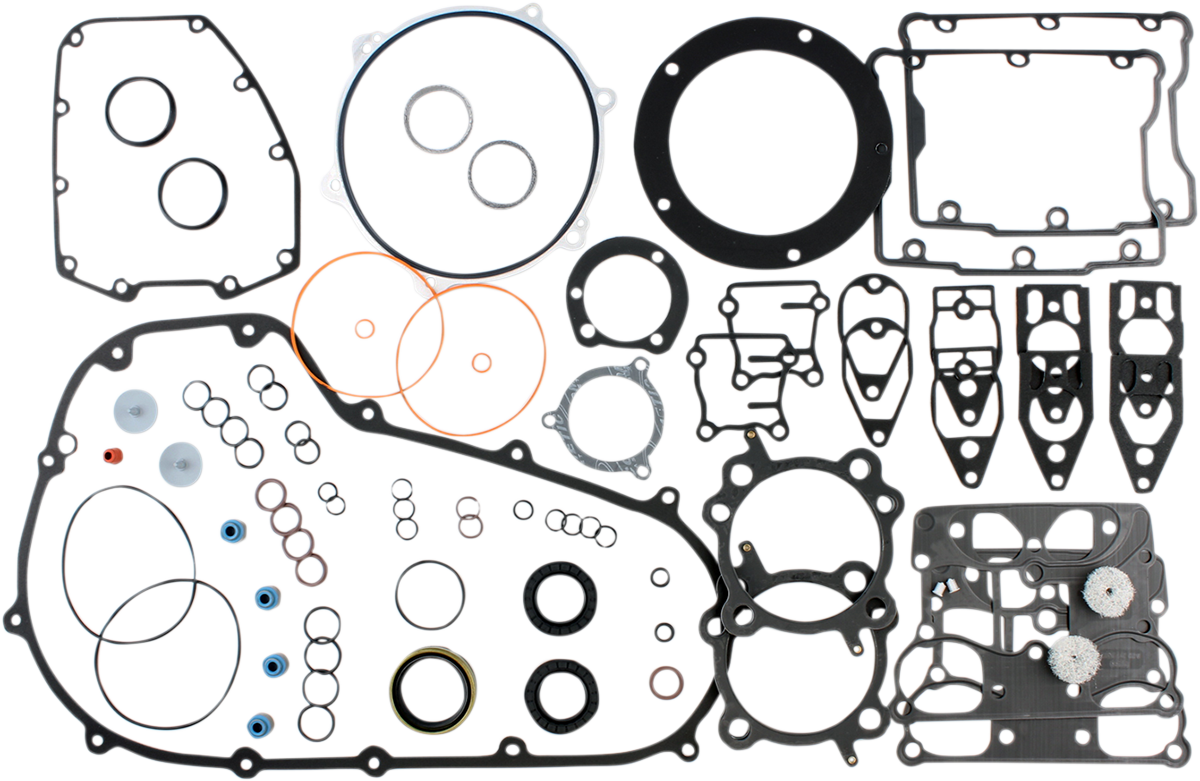 "Cometic Complete Engine EST Gasket Kit for 110"" CVO Harley Air Cooled Motors"