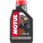 ATV POWER 5W40 MOTOR OIL