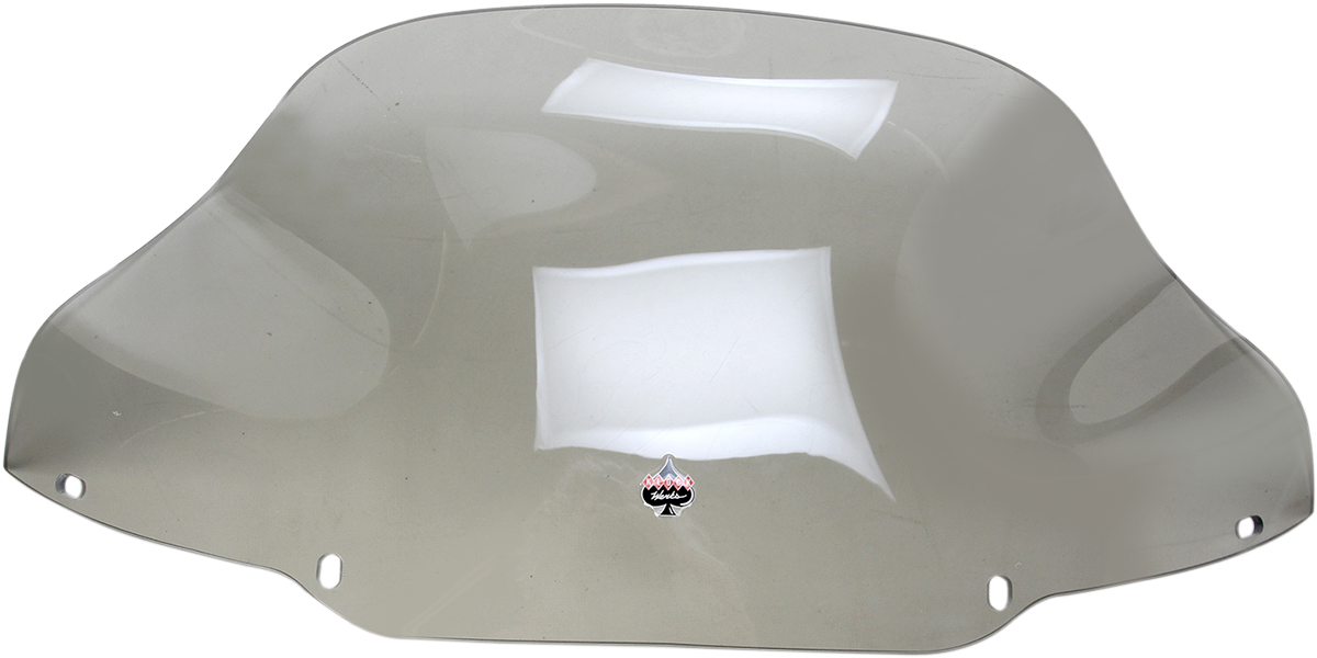 "Klock Werks 8.5"" Tint Flare Fairing Windshield For 10-14 Yamaha Stratoliner"