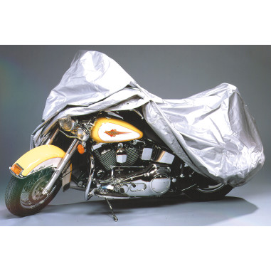READY-FIT MOTORCYCLE COVERS