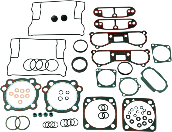 James Gasket Top End Gasket Kit S&S Rockers 92-99 Harley Touring Dyna Softail