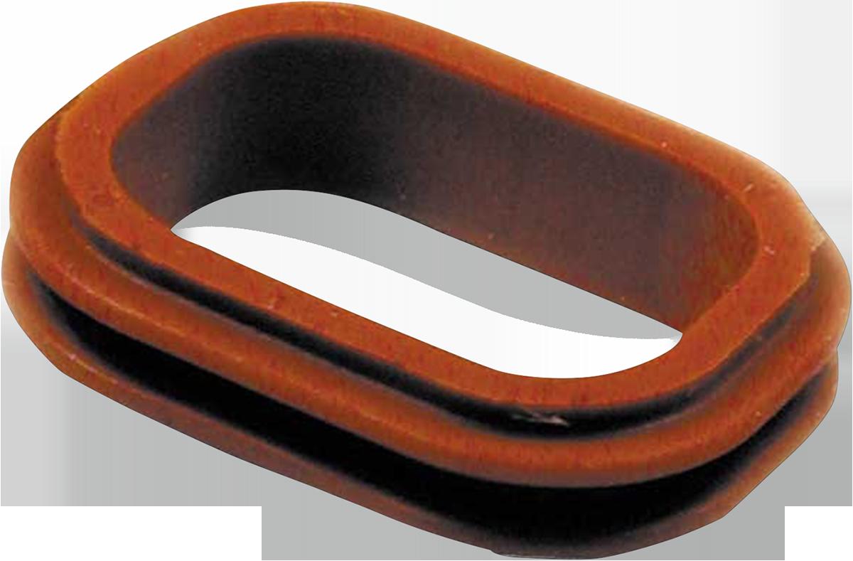 Namz Motorcycle Single 4 Pin Deutsch Wiring Connector Replacement Seal Harley