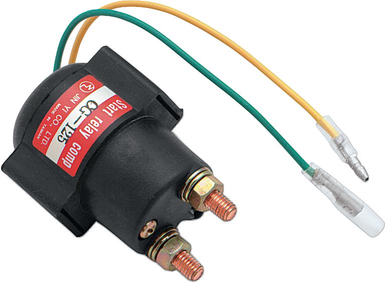 Ricks Electric Performance Solenoid Switch for 73-82 Honda Kawasaki GL1000 Z1