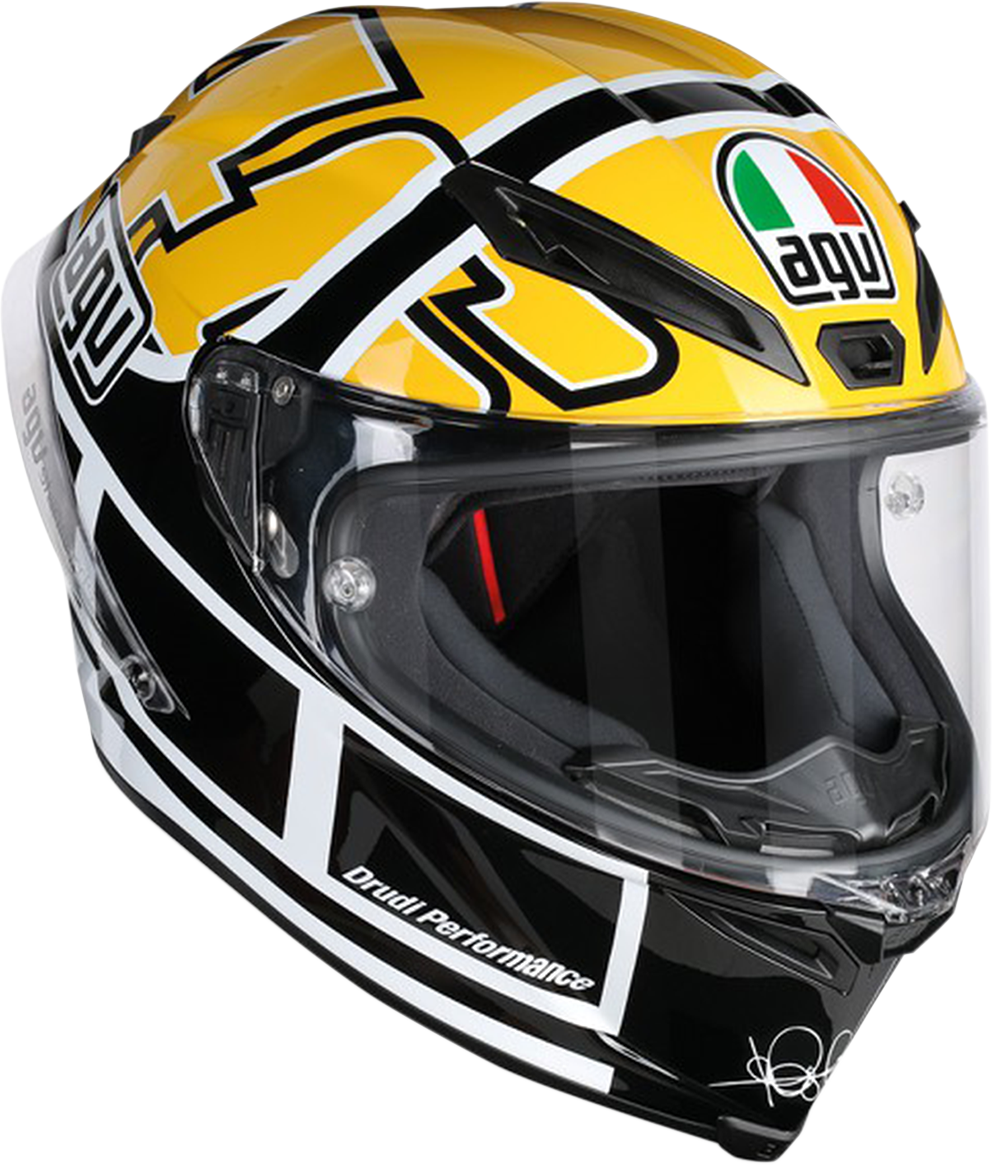 Agv Unisex Goodwood Corsa R Motorcycle Riding Full Face Street Racing Helmet