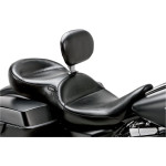 CONTINENTAL SEAT WITH DRIVER BACKREST