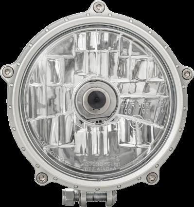 """Roland Sands Machine Ops Tracker 5 3/4"""" Headlight Harley Davidson Sportster FXR"""