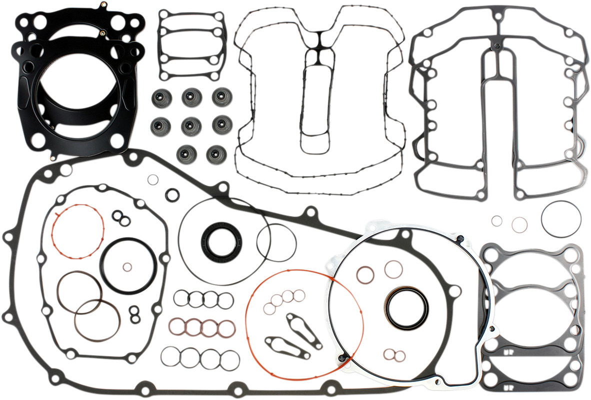 Cometic EST Complete Engine Motor Gasket Kit for 17-18 Harley M8 Softail