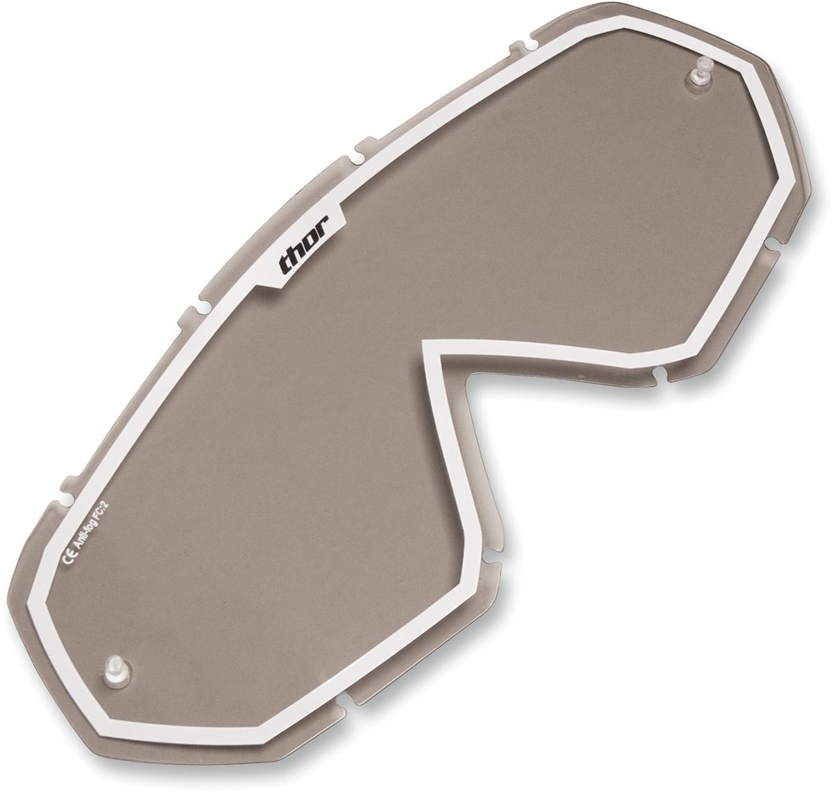 Thor Hero//Enemy Goggle Replacement Lens Dual Pane Smoke