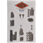 12-POINT AND OEM-STYLE, POLISHED STAINLESS STEEL CUSTOM TRANSFORMATION KITS