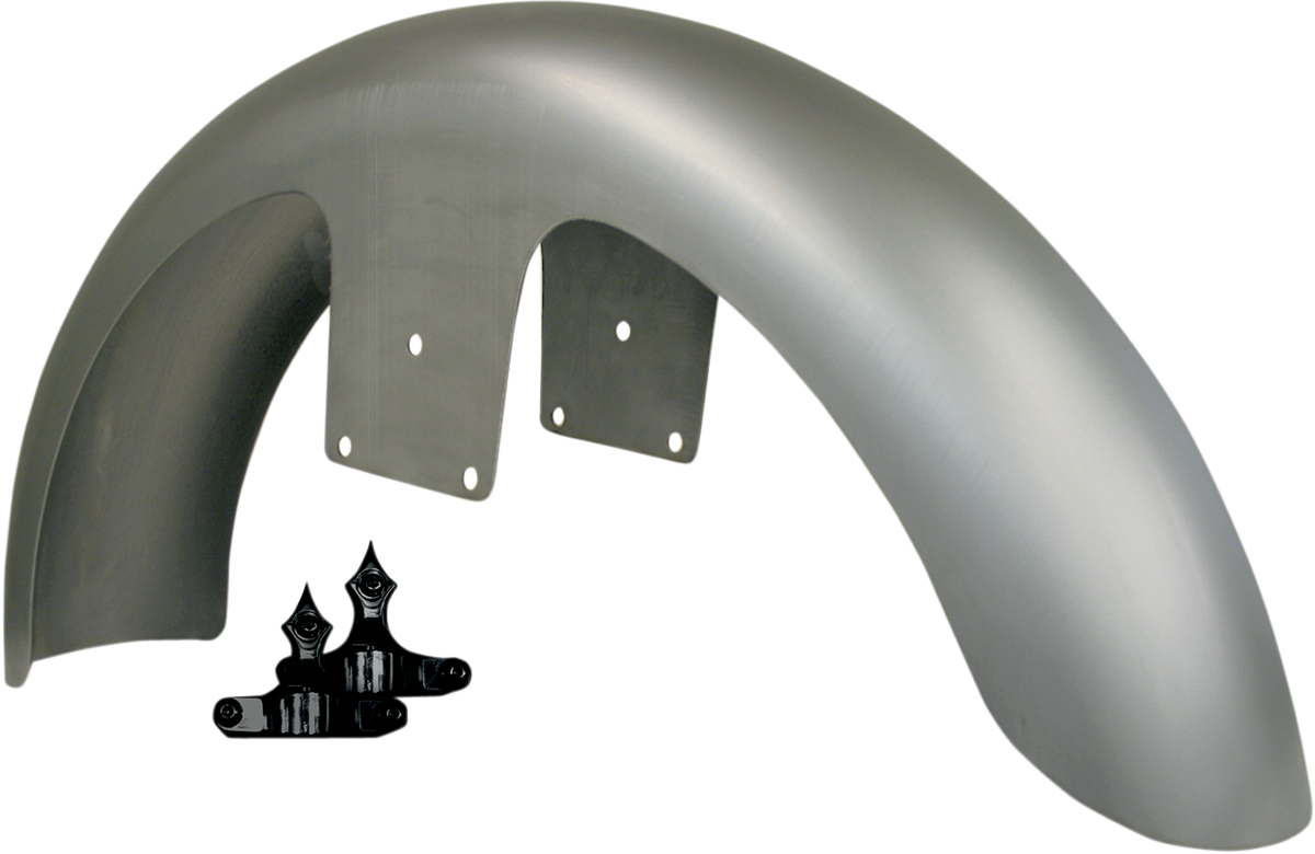 "RC Components 21"" Front Fender & Adapter Kit 94-13 Harley Touring FLHX FLHR FLTR"