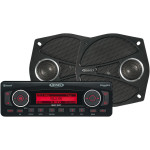 HI-PERFORMANCE STEREO KIT/STEREO UPGRADE