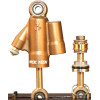 STEERING DAMPING GOLD VALVE KIT