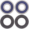 FRONT WHEEL BEARING AND SEAL KIT